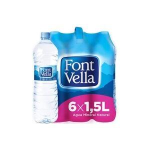 Font Vella Pack 6 unidades 1,5L - Grup Berca Distribucions