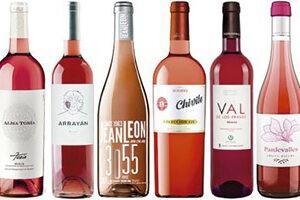 Vinos Rosados