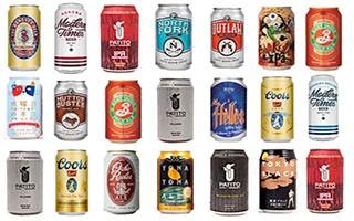 Cervezas en lata