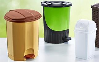 Cubos de basura